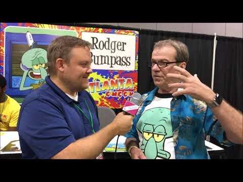 Atlanta Comic Con - Atlanta Comic Con Interview with Rodger Bumpass