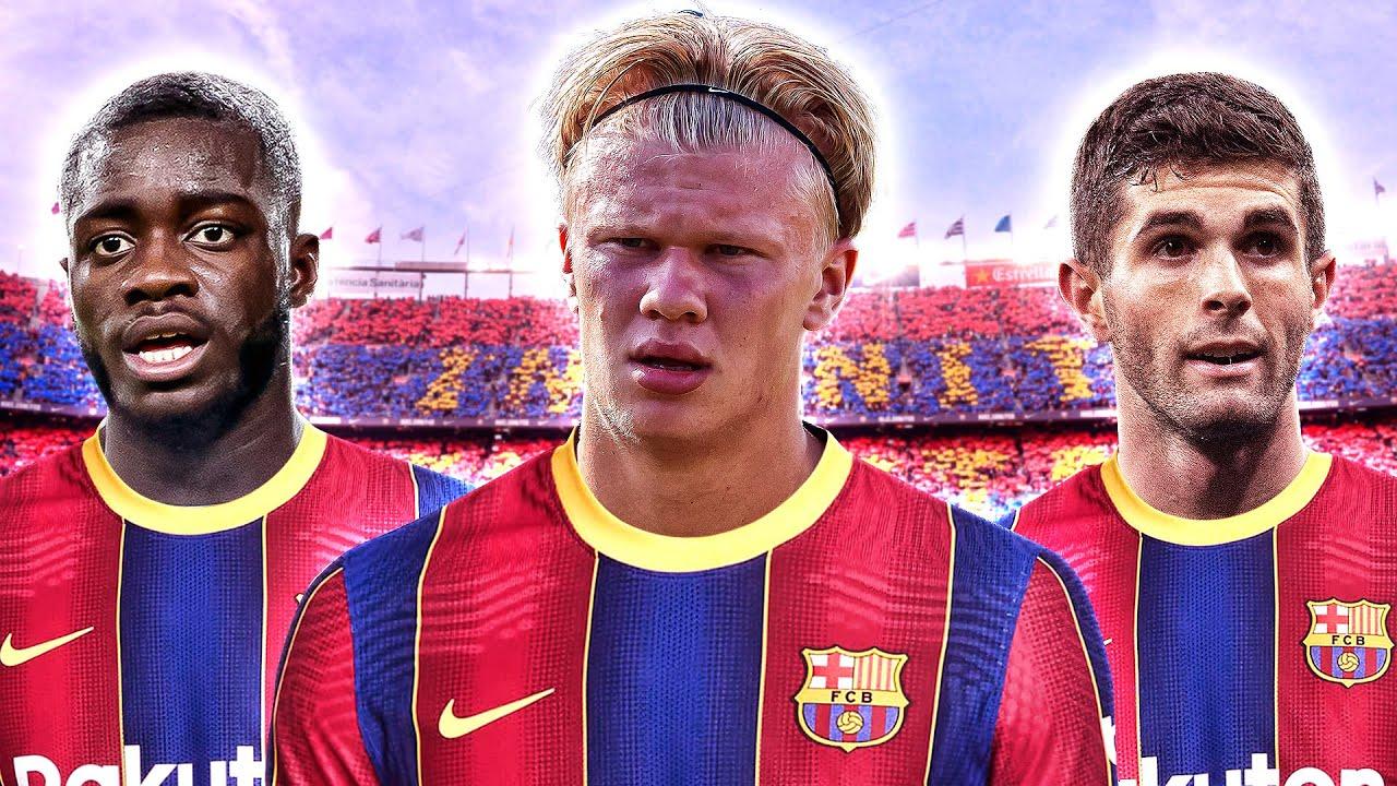 Download How To Rebuild Barcelona XI!