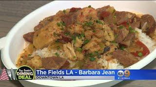 Dining Deal: The Fields LA