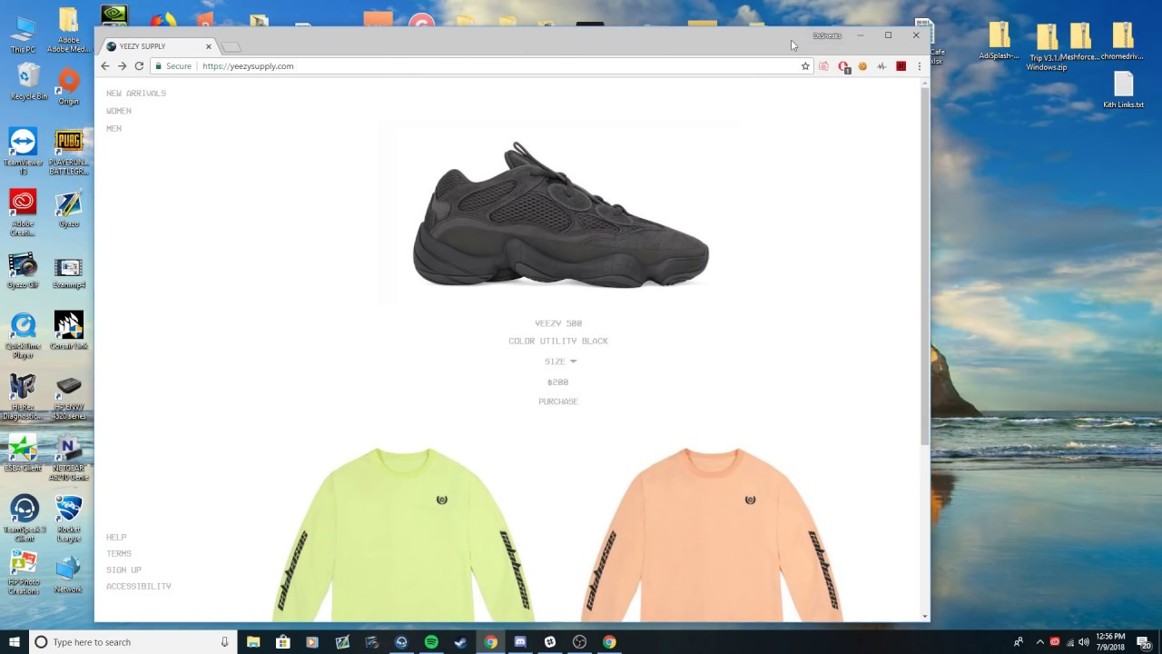 YEEZY SUPPLY QUEUE BYPASS METHOD!