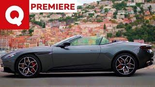 Nuova Aston Martin DB11 Volante: prime impressioni di guida | Quattroruote アストンマーチンdb11 検索動画 26