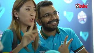 VCON UAE 2017  Behind the Scenes from Day 2 | QNET