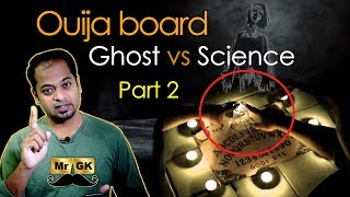 Don't watch if you don't believe Ghost! | Ouijo board in Tamil | Mr.GK