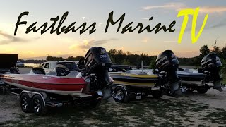 Fastbass Marine TV -- Light Wind Test (Allison XB21)