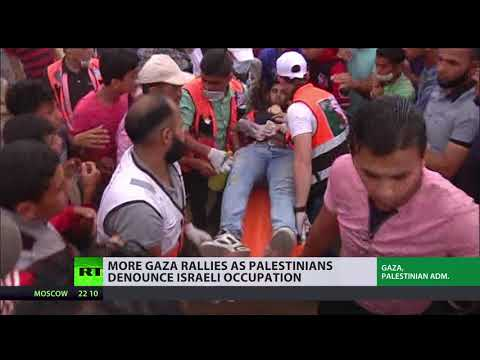430 injured as IDF targets Great March of Return protesters – Palestinian Health Ministry