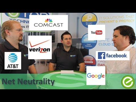 Tech Talk   Net Neutrality and the Future of the Internet
