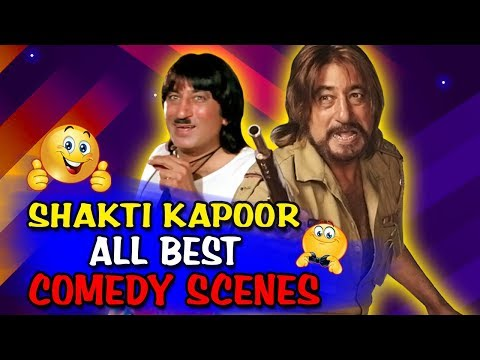 Shakti Kapoor All Best Comedy Scenes | Bollywood Superhit Comedy Scenes