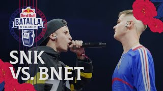 SNK vs BNET - Semifinal | Red Bull Internacional 2019