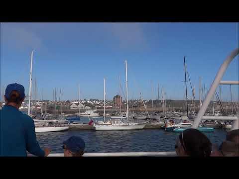 Traversée Brest-Camaret-Ile De Sein