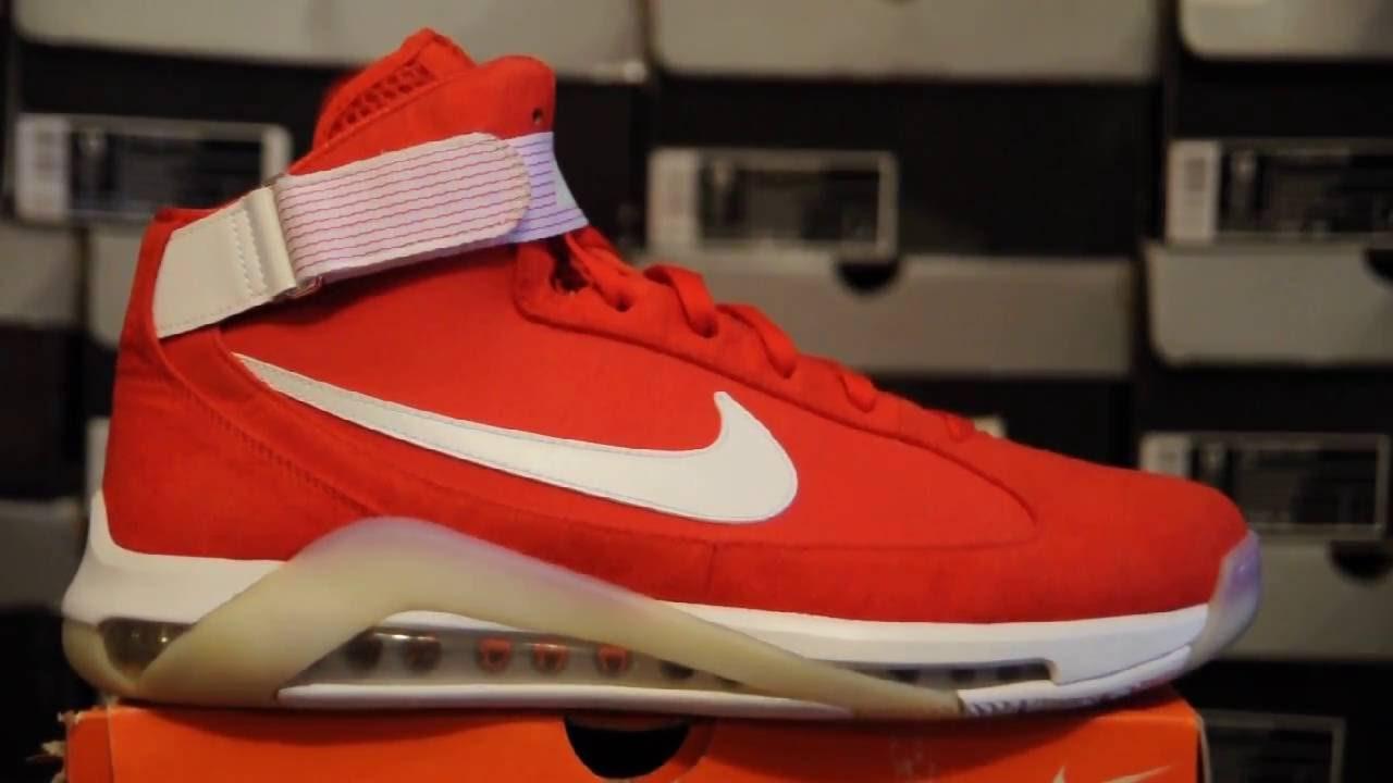 3ed991d6f RARE KICKS 2009 Nike Hypermax NFW   Tennis Ball Pack   - YouTube