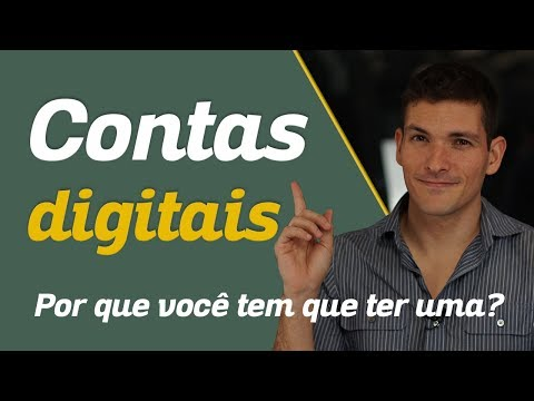 Contas Digitais | Quais São Os Benefícios E Qual Eu Utilizo | Você MAIS Rico