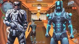 Gangstar Vegas - Laser Man LV 2 & Osteo-X Light LV 3 (Heist Mission)