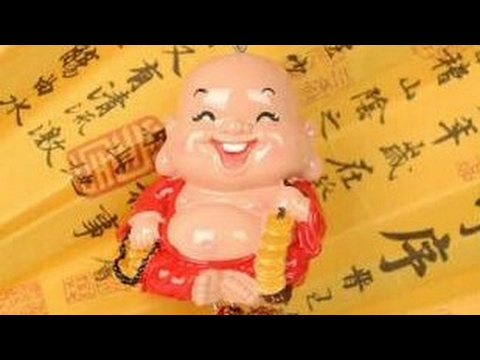 laughing buddha story