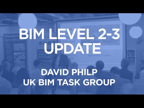 David Philp: BIM Level 2-3 Update (June 2015) | The B1M