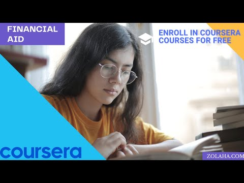 Enroll Coursera Courses For Free   Apply for Financial Aid in Coursera