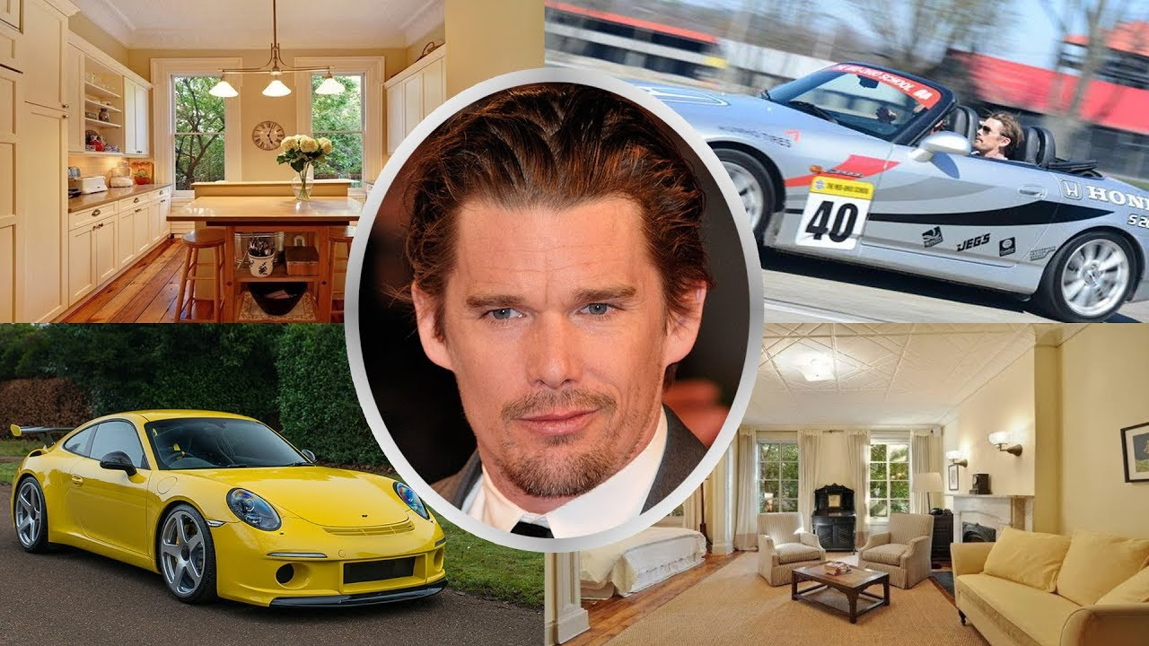 Ethan Hawke Net Worth | Lifestyle | House | Income ...