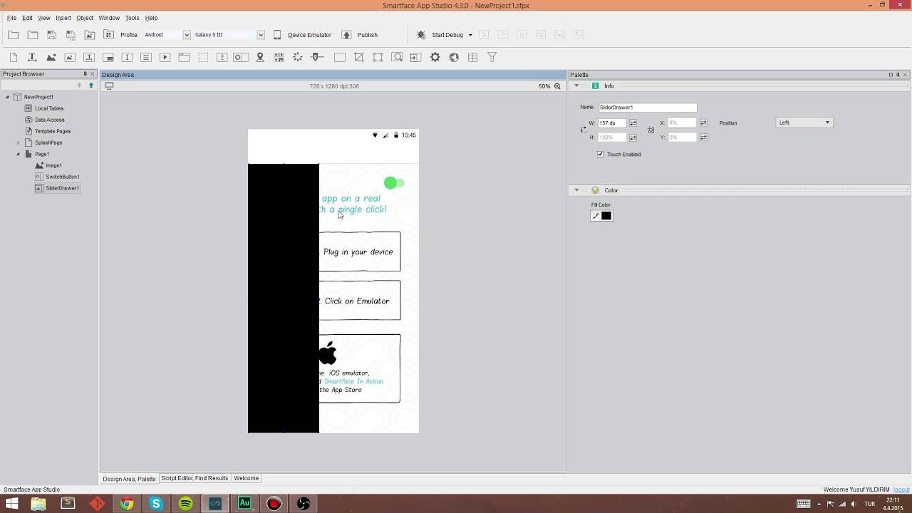 Smartface App Studio - Nedir, ne değildir?