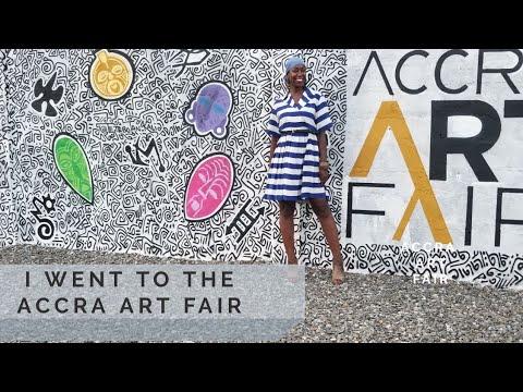 Accra Art Fair | African Art Series