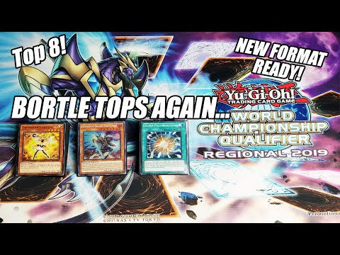 Yu-Gi-Oh! Regional Top 8 - Trickstars Deck Profile - Bortle Tops Again - Fort Worth, TX 2019 8th