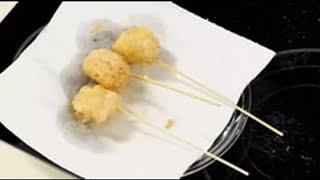 Прозрачное тесто для жарки во фритюре, не впитывающее в себя жир / Илья Лазерсон / Кулинарный ликбез