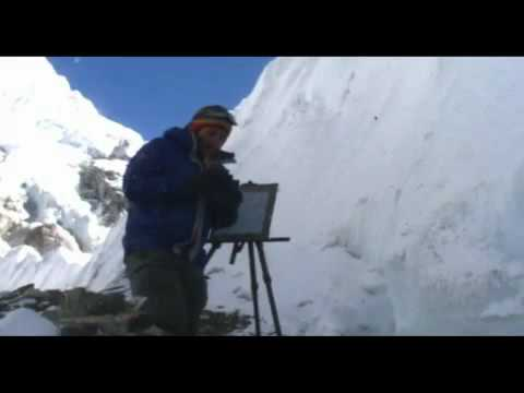 Painting On Mount Everest An Expedition With Irish Artist Philip Gray.mp4