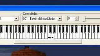 Curso de piano 01. Posición de las manos en el teclado