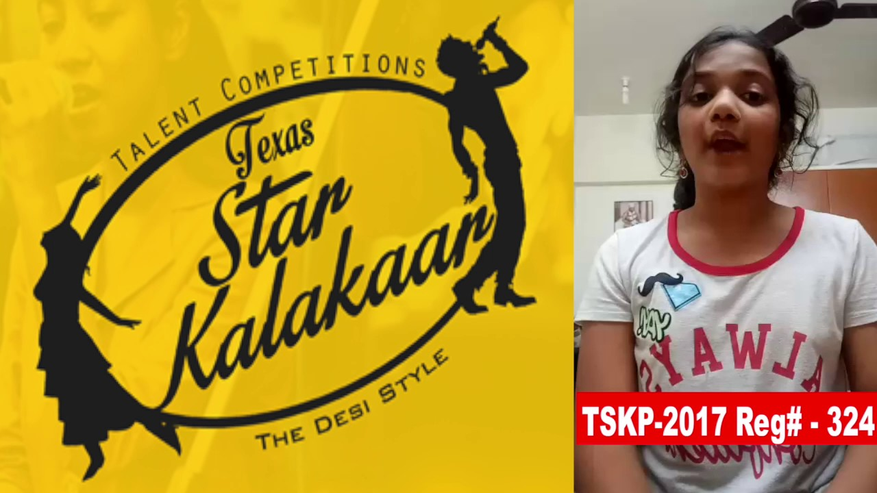 Reg# TSK2017P324 - Texas Star Kalakaar 2017