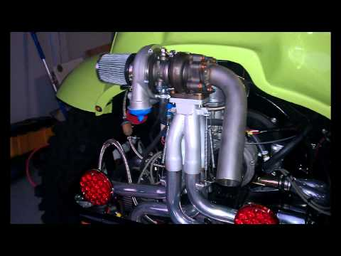 AIRCOOLED VW 1914 TURBO INSTALL