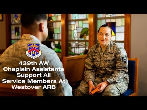 Chaplain Assistants: Westover Air Reserve Base