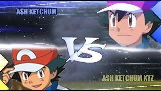 Pokemon Omega Ruby & Alpha Sapphire [ORAS]: Ash Vs Ash XYZ