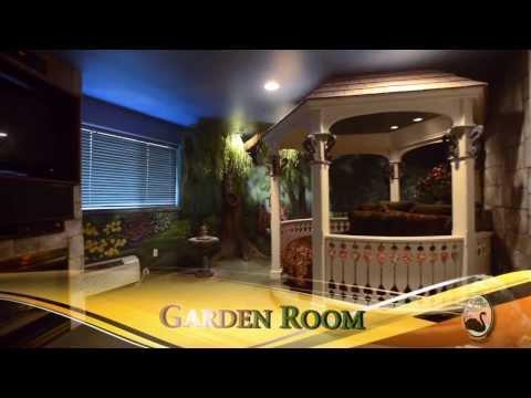 Black Swann Inn's Garden Room Commercial
