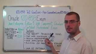 1Z0-858 – Java Exam Enterprise Web Test Professional Questions