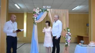 Свадьба Егоровых Татьяны и Вадима