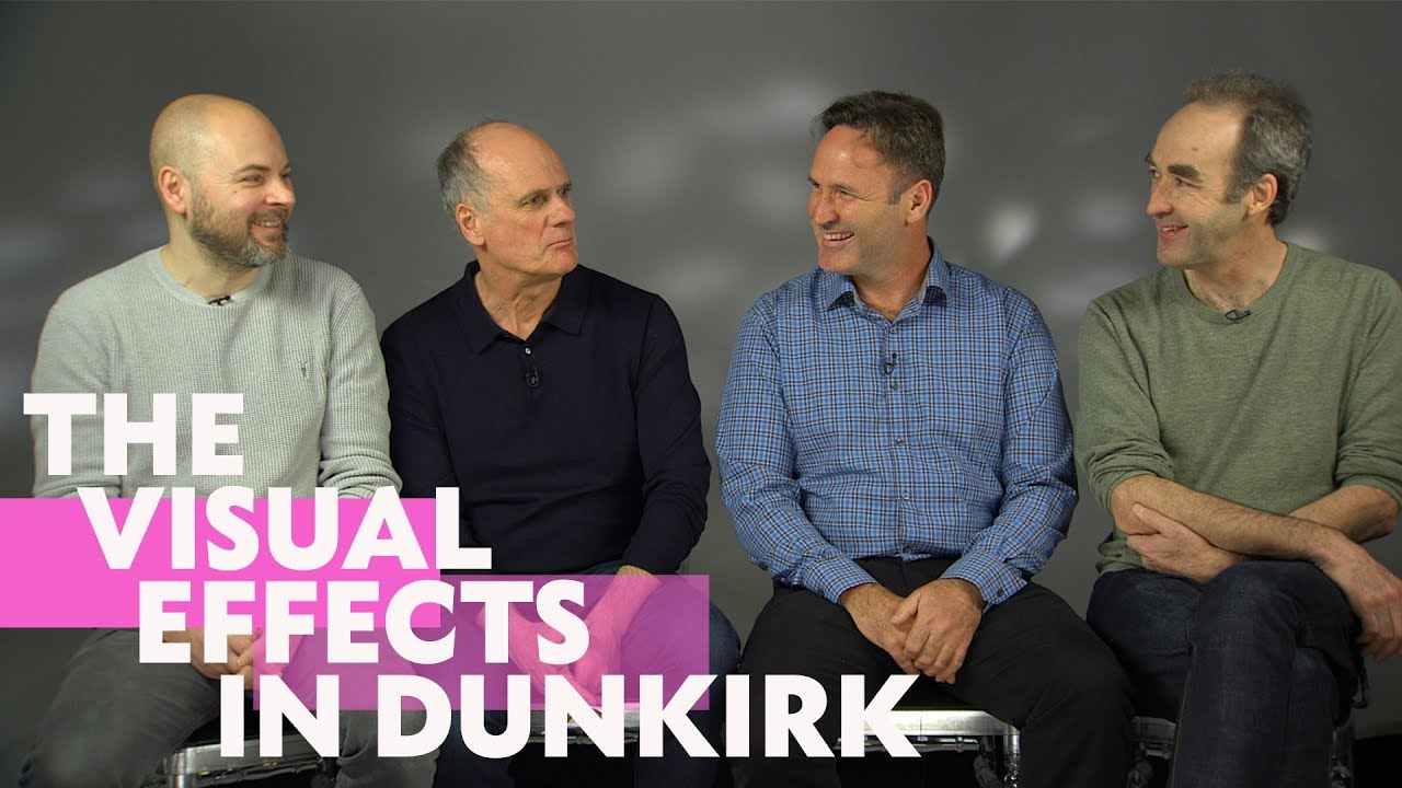 The Special Visual Effects of Dunkirk