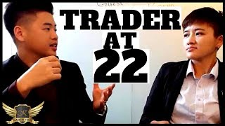 Young Singapore Stock Trader Trading Tips (ft. Jay Tun)