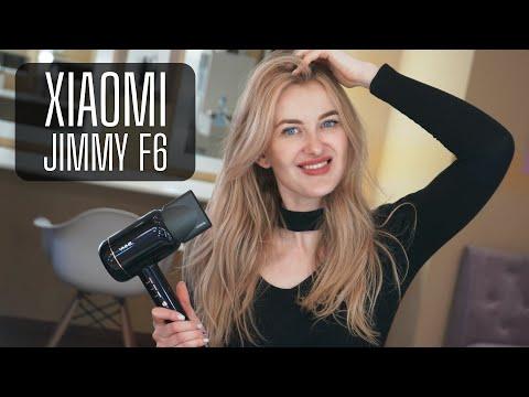 Xiaomi Jimmy F6 - Фен для волос с ионизацией. Лучший подарок на 8 марта!