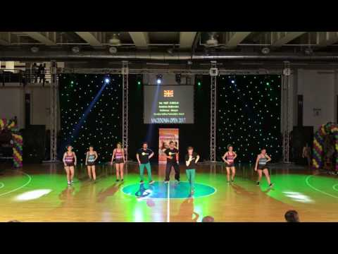 KaDance''Fast & Furious''- Latin Zumba19+@Macedonia Open 2017