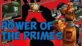 Power of the Primes - Diamond Bolt
