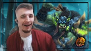 The Smoothest Game Of Hunter (Hearthstone Stream Highlight)