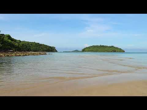 Relaxing Sea View at Coconut Beach, Koh Sdach (Cambodia)