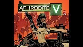 GDR's Comics You Crave - Aphrodite V #1