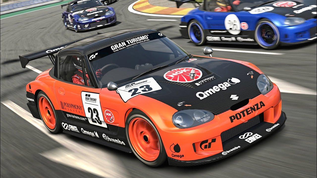 gt6 gt masters ep 33 suzuki cappuccino race car [ 1280 x 720 Pixel ]