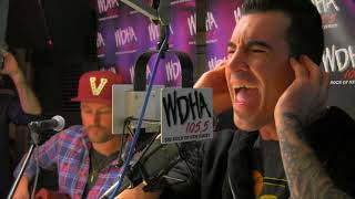 Theory of a Deadman perform Rx (Medicate) on WDHA