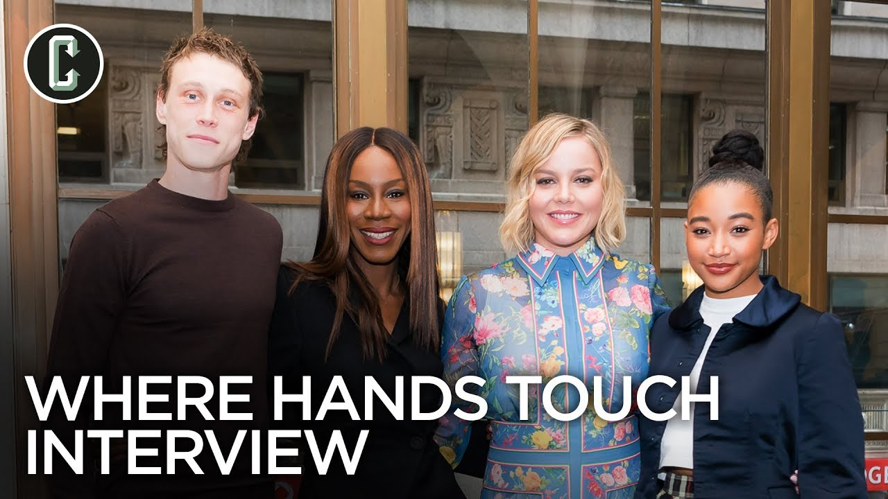 Download Where Hands Touch: Amandla Stenberg, Abbie Cornish, George MacKay and Director Amma Asante Interview