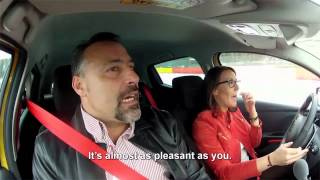 """Renault Clio """"Speed Dating"""" (Publicis Brussels)"""