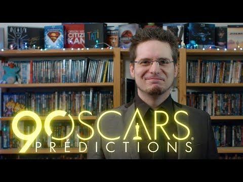 Oscars 2018 - Prédictions et Prix Personnels