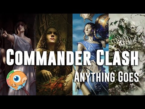 Commander Clash S2 Episode 15: Anything Goes