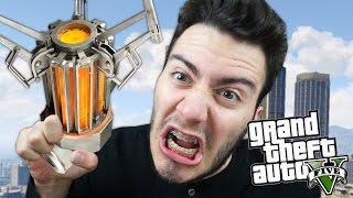 YER ÇEKİMİ SİLAHI (GTA 5 Online Komik Anlar)