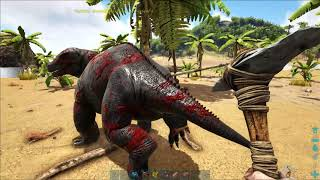 ARK Survival Evolved gameplay(PC)[HD]