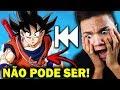 COLOQUEI Dragon Ball DE TRÁS PRA FRENTE E FOI ASSUSTADOR!